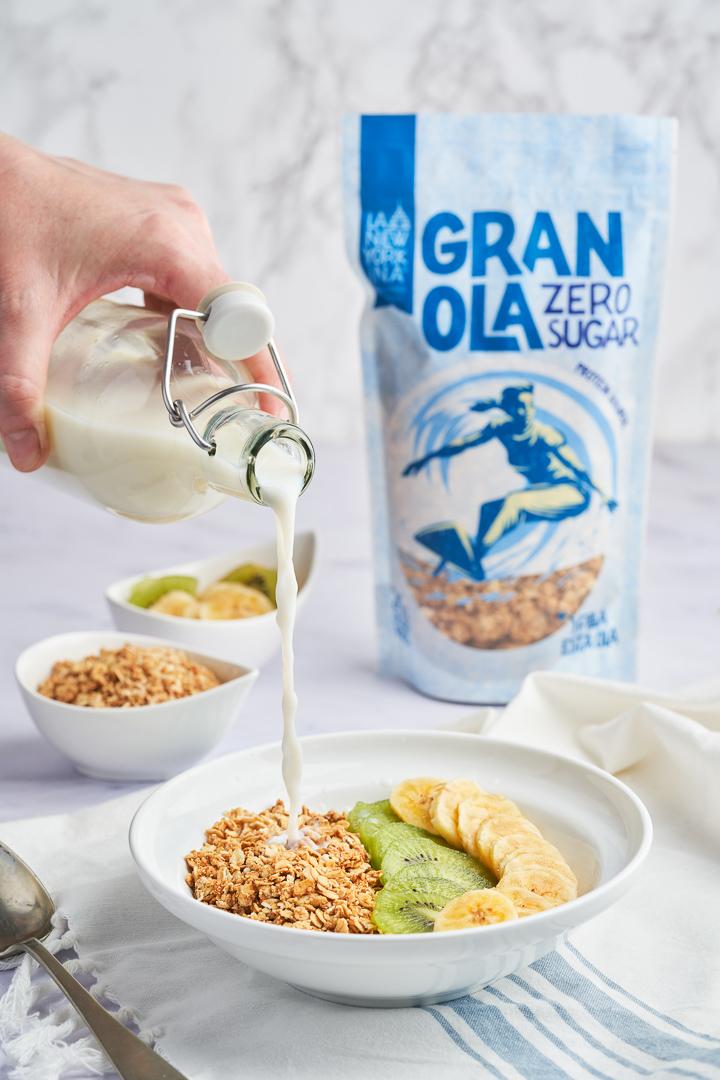granola la newyorkina